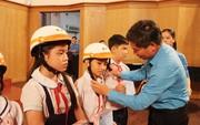 Học bổng Nguyễn Đức Cảnh: Chắp cánh tương lai cho trẻ em nghèo
