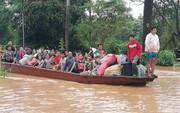 Vỡ đập thủy điện khủng khiếp ở Lào không ảnh hưởng tới Kon Tum