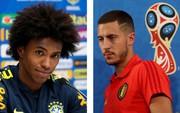 Brazil - Bỉ: Cuộc chiến của những người quen