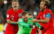 Kết quả dự đoán trúng thưởng trận Anh - Colombia
