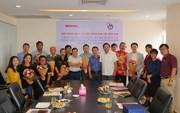 Liên đoàn Báo chí Thái Lan thăm Báo Người Lao Động