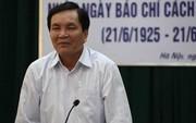 Ông Cấn Văn Nghĩa xin rút ứng cử chức Chủ tịch VFF khóa VIII
