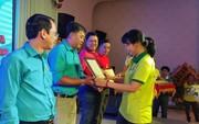 LĐLĐ TP HCM: Hơn 7,3 tỉ đồng chăm lo cho công nhân