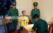 Lực lượng biên phòng bắt giữ đối tượng truy nã người Trung Quốc suýt rời Việt Nam