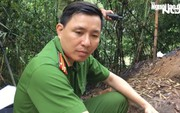 Rừng bị phá nát, lực lượng chức năng lại cấm phóng viên tác nghiệp
