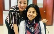 """Nghệ sĩ Lê Bình quên bệnh tật, tham gia """"Mở cửa tương lai"""""""