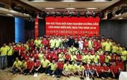 """Hướng dẫn viên người Trung Quốc, Việt Nam tụ tập dự đại hội """"chui"""""""