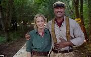 Tranh cãi về chênh lệch thù lao lớn giữa Emily Blunt và The Rock