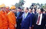 """Thủ tướng Nguyễn Xuân Phúc dự """"Tết sum vầy"""" tại Hải Phòng"""
