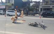 Va chạm giao thông, một học sinh tử vong