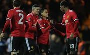 Sanchez ra mắt ấn tượng, M.U giành vé vòng 5 FA Cup