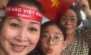 Nghệ sĩ thán phục ý chí kiên cường của U23 Việt Nam