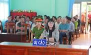 """Tuyên phạt bị cáo Huỳnh Thục Vy 2 năm 9 tháng tù về tội """"Xúc phạm Quốc kỳ"""""""