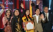 Dương Thị Phương Thảo đoạt giải quán quân Bông lúa vàng 2018