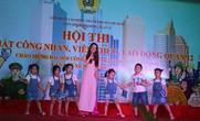 Hội diễn văn nghệ chào mừng Đại hội Công đoàn TP HCM