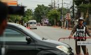 Người Lao Động tường thuật từ bệnh viện điều trị đội bóng mắc kẹt