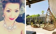 Ca sĩ Hồng Nhung khoe biệt thự triệu đô cùng sân vườn xanh mát ở Mỹ