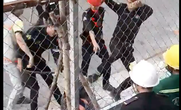 Cộng đồng mạng dậy sóng clip hai thanh niên bị tấn công tàn nhẫn