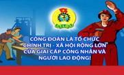 Khẳng định vị trí, vai trò của tổ chức Công đoàn Việt Nam