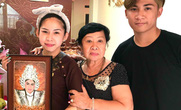 Gia tộc Huỳnh Long tề tựu trong ngày giỗ nghệ sĩ Chinh Nhân