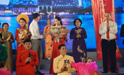 TP HCM: Hàng ngàn người dân nô nức xem sân khấu hóa chiến thắng Đống Đa