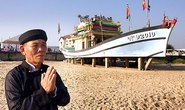 Ngư dân Đà Nẵng phấn khởi trong lễ hội cầu ngư