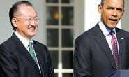 Vì sao bác sĩ Kim được tiến cử chức Chủ tịch Ngân hàng Thế giới?