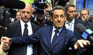 Ông Sarkozy trốn sang Anh?