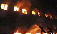 Truy tố 13 người sau vụ hỏa hoạn giết 112 người