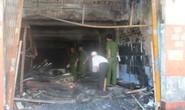 Vụ cháy làm 5 người chết: Ai oán và đổ nát