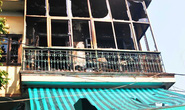 Cháy cửa hàng đồ điện, 1 phụ nữ bại liệt tử vong