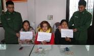Phá đường dây bán phụ nữ sang Trung Quốc