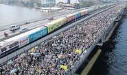 Thái Lan: Phe biểu tình đòi bao vây Bangkok