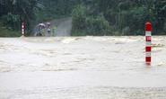 Mưa lũ lớn lại ập xuống Quảng Nam