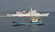 Tàu Philippines phá vây tuần duyên Trung Quốc