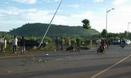 Khởi tố vụ CSGT lái xe tông chết và bị thương nhiều người