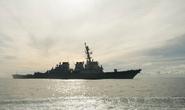 Tàu khu trục lá chắn tên lửa Mỹ dồn dập tới Tây Ban Nha