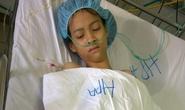 Cứu sống một bệnh nhi bị vỡ khối u nặng 5 kg