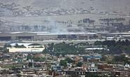 Trực thăng Tổng thống Afghanistan trúng rốc két