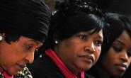 Vợ cũ ông Mandela đòi chia nhà