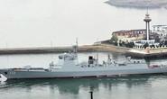 Trung Quốc gửi tàu khu trục hiện đại nhất tới biển Đông tập trận