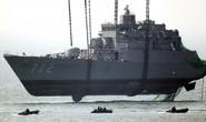 Tàu tuần tra Triều Tiên vượt biên thử Hàn Quốc