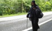 Người phụ nữ bí ẩn đi bộ khắp nước Mỹ