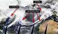 Hậu Valentine, bão Mỹ và Anh quấn quýt trên Đại Tây Dương