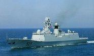 Tàu cá Trung Quốc bị chìm, 5 ngư dân mất tích