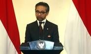 Indonesia nhắc nhở Trung Quốc về vụ đặt giàn khoan trái phép