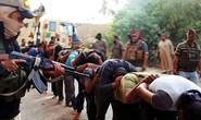 Nhà nước Hồi giáo hạ sát 770 binh sĩ Iraq