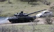 Binh lính Nga áp biên giới Ukraine, Mỹ lo ngại