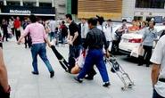 Trung Quốc: Tấn công bằng dao ở ga tàu hỏa, 6 người bị thương