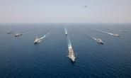 Tập trận chung Mỹ - Ấn - Nhật chọc tức Trung Quốc